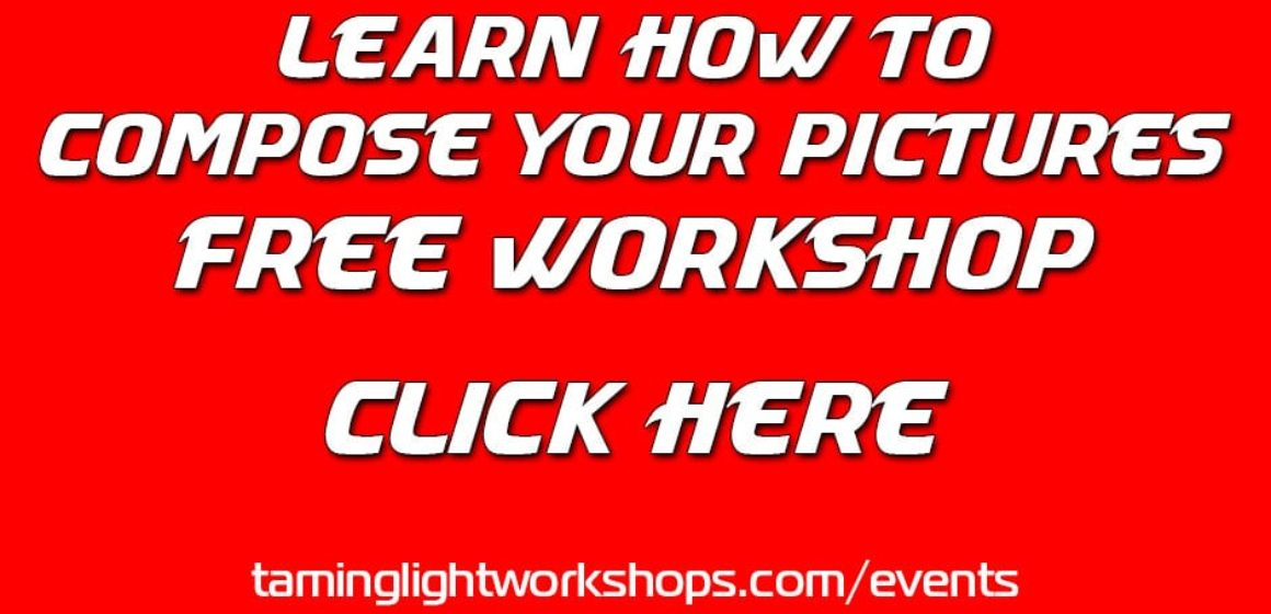 Free Photographic Composition Workshop